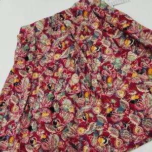 2 /$25 Sm Madison LuLaRoe skirt Nwt